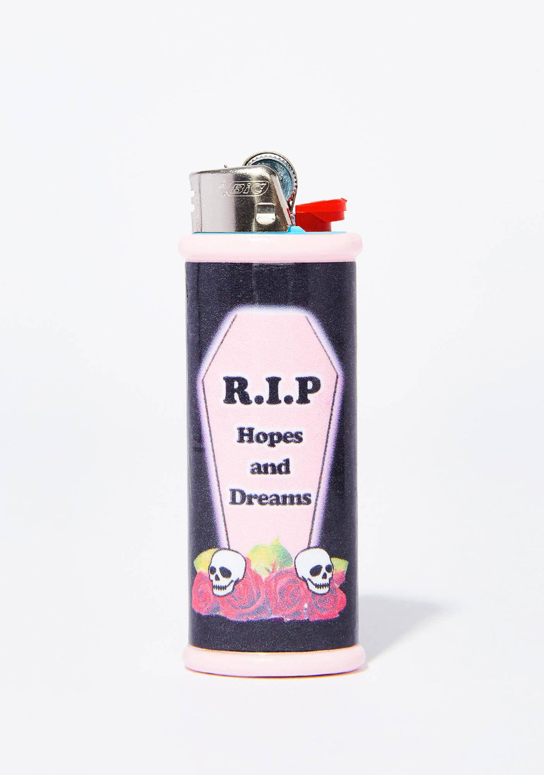 R.I.P Hopes And Dreams Bic Lighter Case