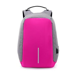 Oxford Anti Theft Backpack