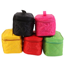 Colourful Makeup bags