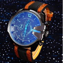 Sports Quartz Wrist Watch
