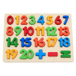 Arithmetic Puzzles For Toddlers