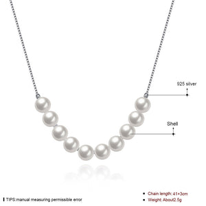 10 Pearl Necklaces