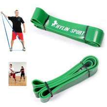 Resistance power strength band