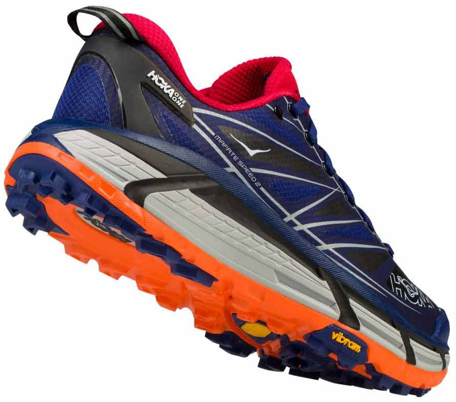 competitive price 6e956 edb68 Hoka One One Mafate Speed 2