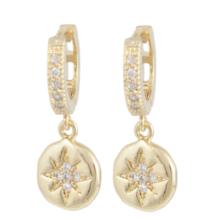 Lucky Star Belle Etoile Earrings