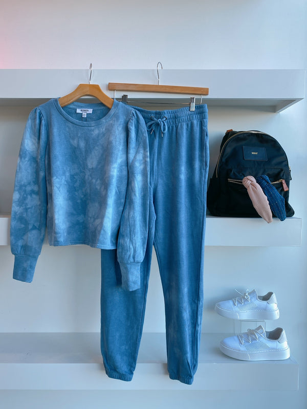 Blue Sky Walker Sweatpants