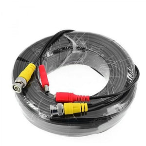 BNC Video/Power Cable: Special Design For CCTV 30m