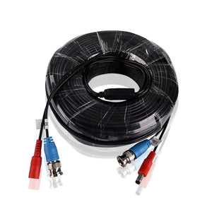 BNC Video/Power Cable: Special Design For AHD CCTV 30m
