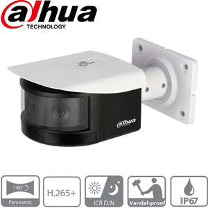 Dahua Security Camera: 2MP Multi-Sensor Panoramic