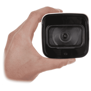 Dahua Security Camera: 6MP Fixed Lens Mini-Bullet, IR 80m