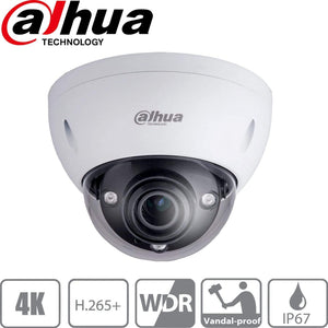 Dahua Security Camera: 8MP(4K) Varifocal Dome 7-35mm