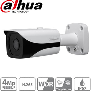 Dahua Security Camera: 4MP Fixed Bullet 3.6mm