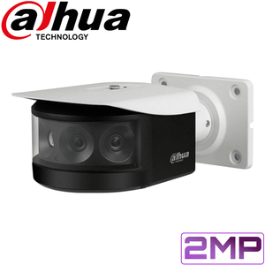 Dahua Security Camera: 2MP Multi-Sensor (X4) 180° Panoramic