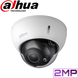 Dahua Security Camera: 2MP VF Dome 2.7mm-13.5mm
