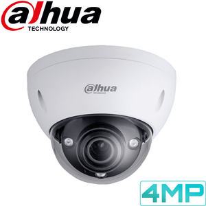 Dahua Security Camera: 4MP VF Dome, 2.7-12mm, 50m IR