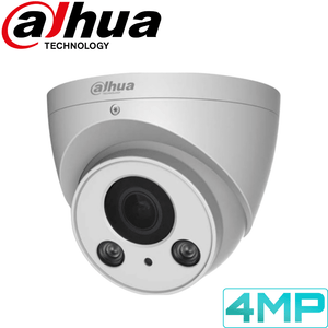 Dahua Security Camera: 4MP VF Eyeball, 2.7-13.5mm, 50m IR