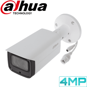 Dahua Security Camera: 4MP Varifocal Bullet 2.7-13.5mm