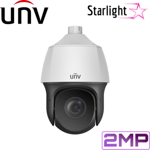 Uniview Security Camera: Navigator 2MP Starlight PTZ, 33x Zoom