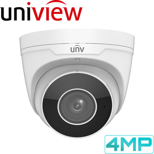 Uniview Security Camera: 4MP Motorised Varifocal Eyeball 2.7-12mm