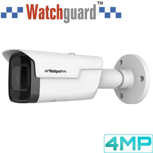 Watchguard Security Camera: 4MP Bullet, 2.8mm~12mm VF Lens