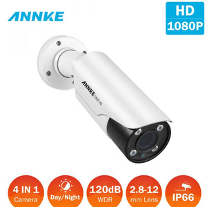 Annke Security Camera: 1080P HD Motorised Varifocal Bullet