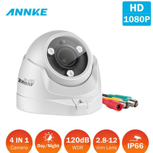 Annke Security Camera: 1080P HD Motorised Varifocal Dome