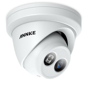 Annke 8 Channel Security Kit: 8MP NVR, 8 X 8MP(4K Ultra HD) Turret Cameras