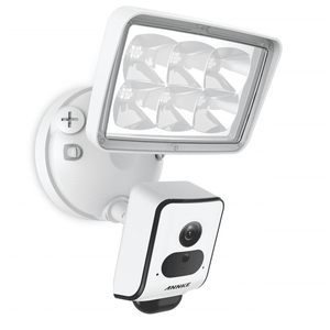 Annke Wireless AI Floodlight Camera: 1080P Full HD (2MP), 2150 Lumens