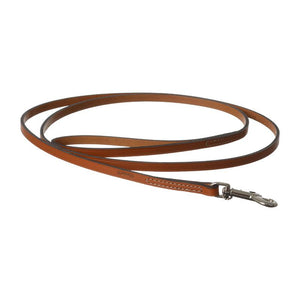 Circle T Leather Lead -  Oak Tanned
