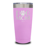 Dog Mom Tumbler - 20oz - Yip & Purr® Official Website