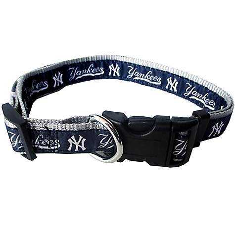 New York Yankees Collar- Ribbon - Yip & Purr® Official Website