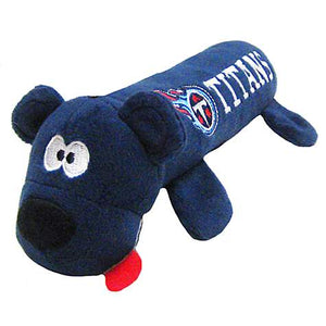 Tennessee Titans Plush Dog Toy - Yip & Purr® Official Website