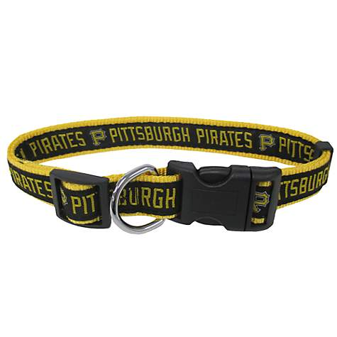 Pittsburgh Pirates Collar- Ribbon - Yip & Purr® Official Website