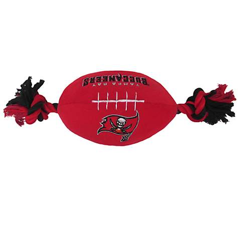 Tampa Bay Buccaneers Plush Dog Toy - Yip & Purr® Official Website