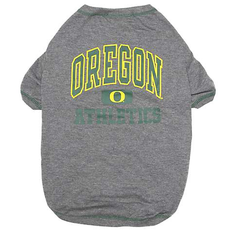 Oregon Ducks Pet Tee Shirt - Yip & Purr® Official Website