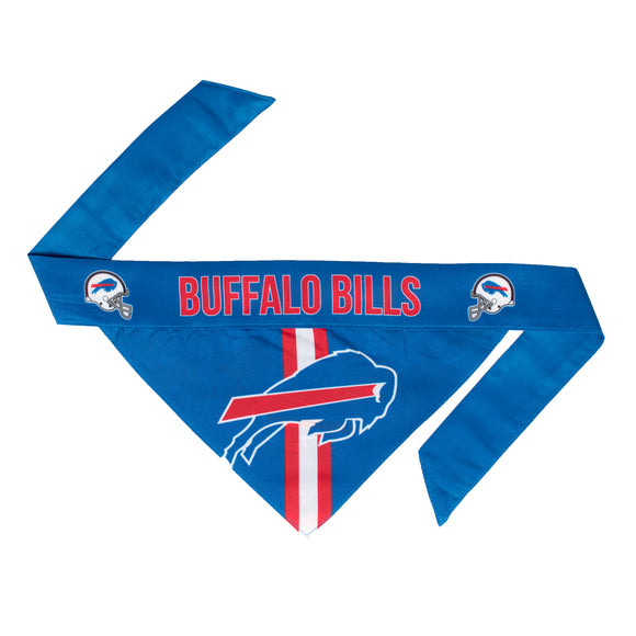Buffalo Bills Pet Bandana- Tie On - Yip & Purr® Official Website