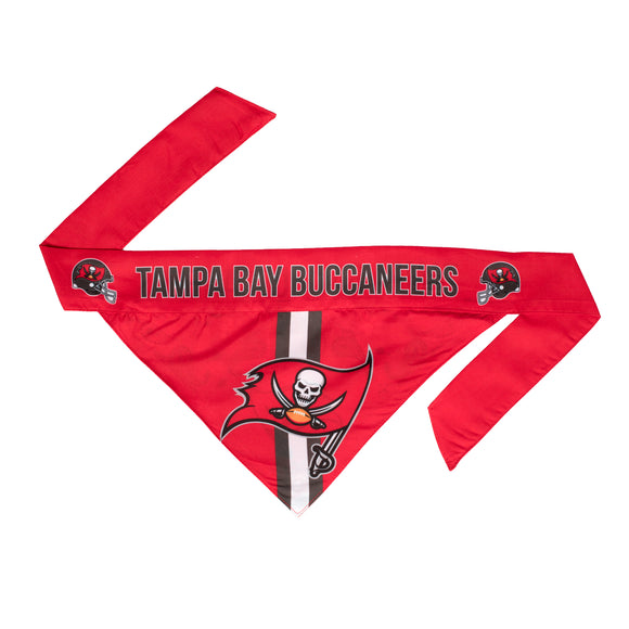 Tampa Bay Buccaneers Pet Bandana- Tie on - Yip & Purr® Official Website