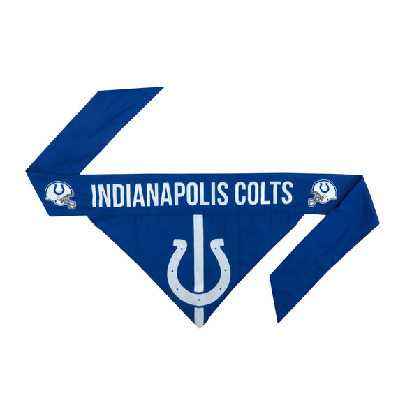 Indianapolis Colts Pet Bandana- Tie On - Yip & Purr® Official Website