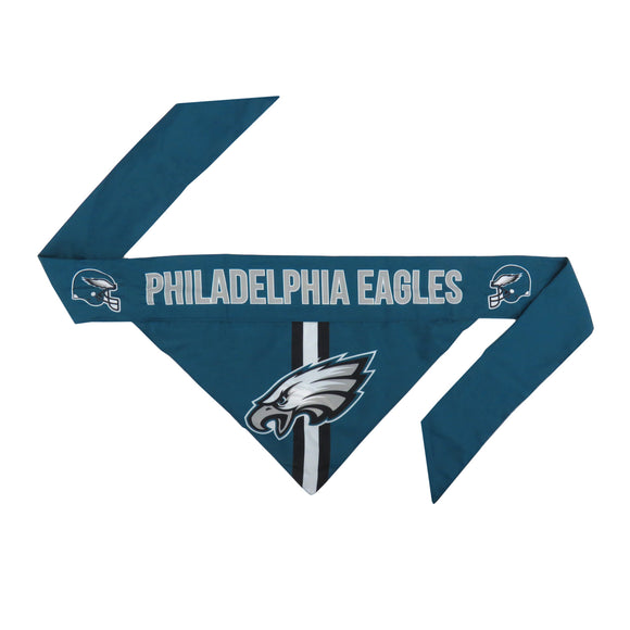 Philadelphia Eagles Pet Bandana- Tie On - Yip & Purr® Official Website