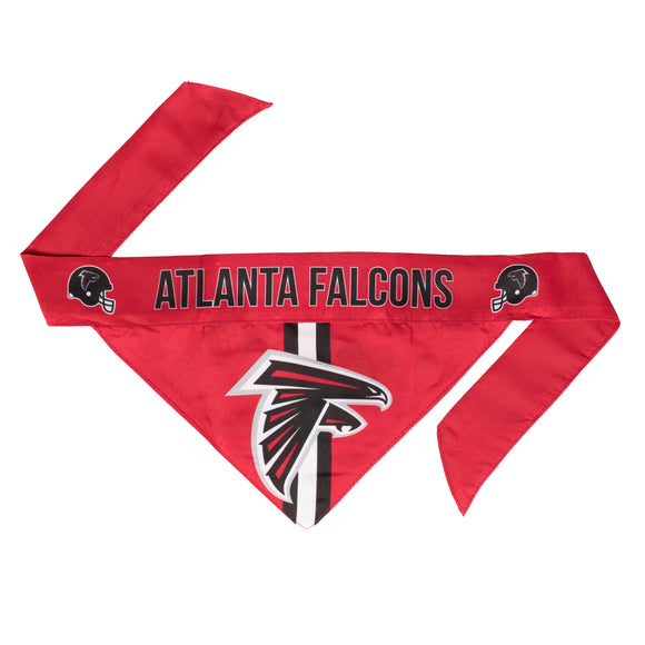 Atlanta Falcons Pet Bandana- Tie On - Yip & Purr® Official Website