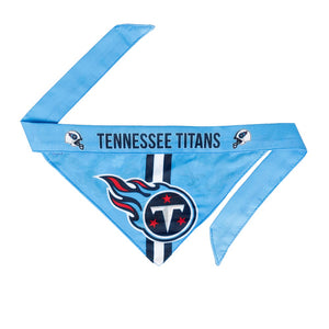 Tennessee Titans Pet Bandana- Tie On - Yip & Purr® Official Website