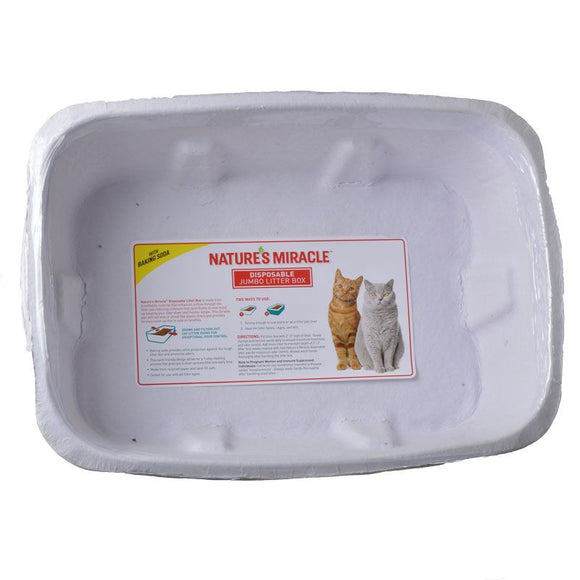 Nature's Miracle Disposable Litter Pan