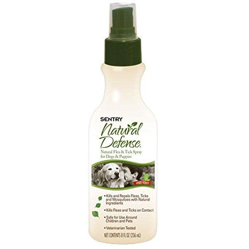 Sentry Natural Defense Flea & Tick Spray