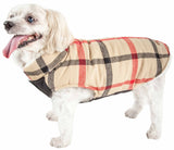 Pet Life ?? 'Allegiance' Classical Plaided Insulated Dog Coat Jacket - Yip & Purr?? Official Website