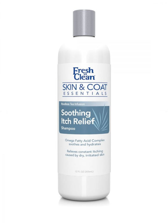 Fresh 'n Clean Skin & Coat Essentials Soothing Itch Relief Shampoo