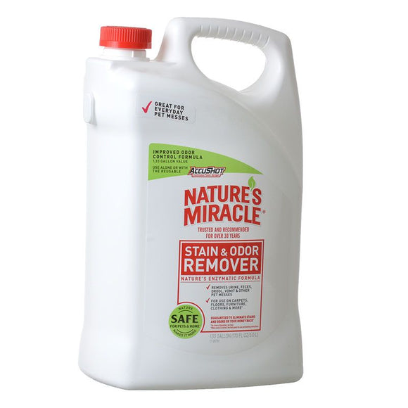 Nature's Miracle Stain & Odor Remover Refill
