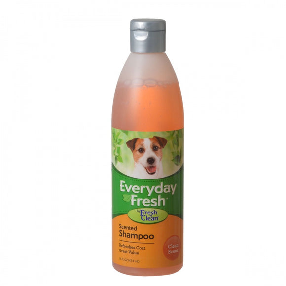Fresh 'n Clean Everyday Fresh Scented Dog Shampoo - Clean Scent