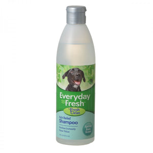 Fresh 'n Clean Everyday Fresh Itch Relief Dog Shampoo - Spring Rain Scent