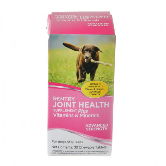 Sentry Joint Health Supplement - Advanced Strength