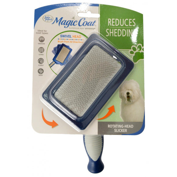 Magic Coat Rotating-Head Slicker